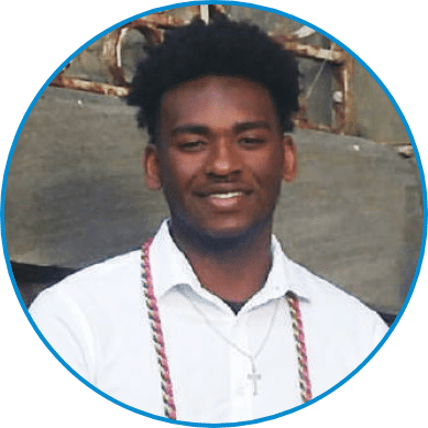BRYCE LOGAN SENIOR, L&N STEM ACADAMEY – 100 BLACK MEN OF KNOXVILLE, INC.